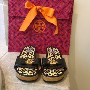 Vintage, authentic Tory Burch sandals